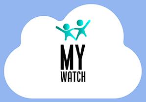 My watch-logo