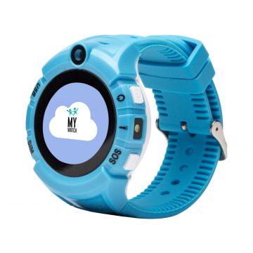 My watch azul - Reloj inteligente con GPS para niños y niñas