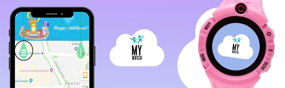 Reloj Inteligente MyWatch