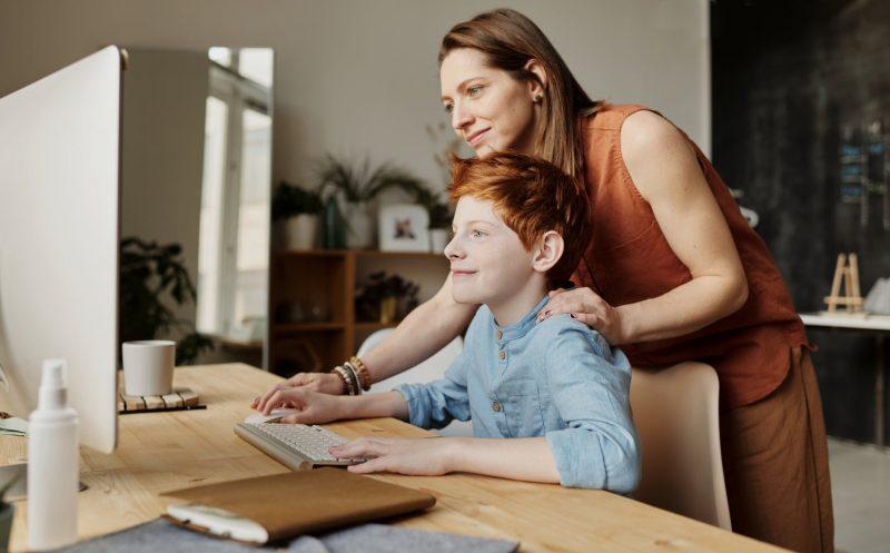 tecnologia en el aprendizaje de los niños