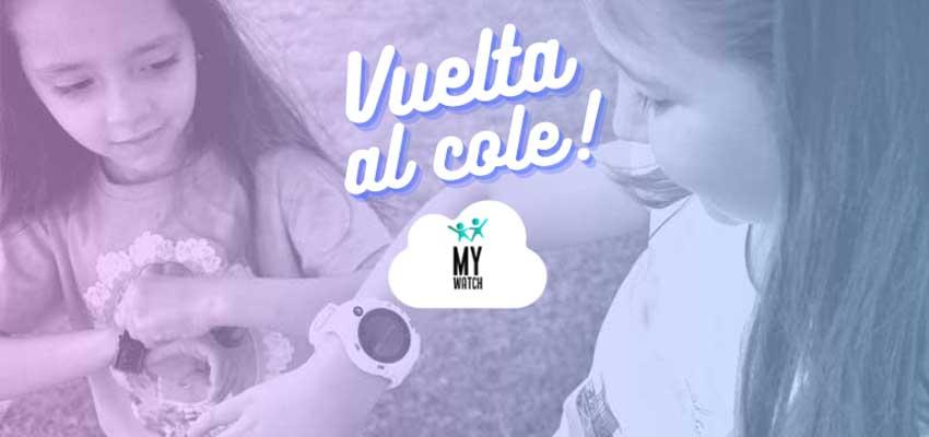 vuelta al cole con un smartwatch para niños