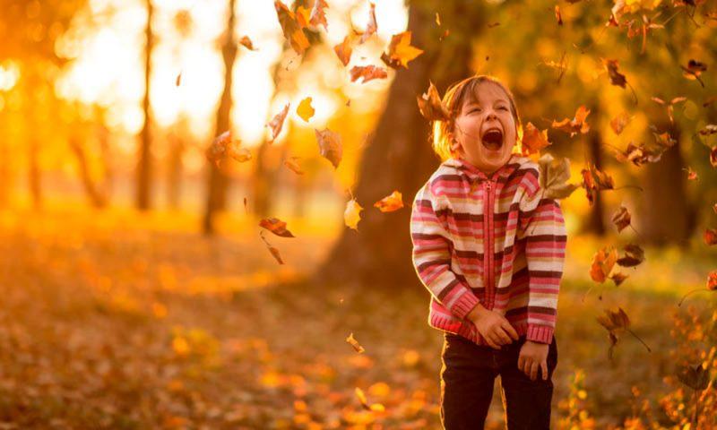 Planes de otoño en familia