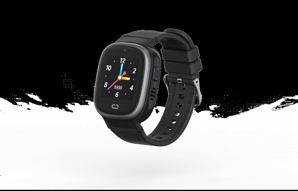Mysmartwatch T36 negro. Smartwatch para niños con GPS
